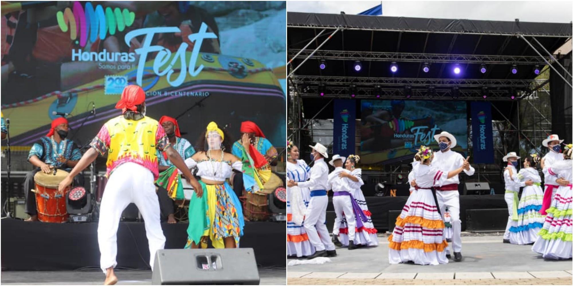 Emprendedores y artistas destacaron en el Marca Honduras Fest