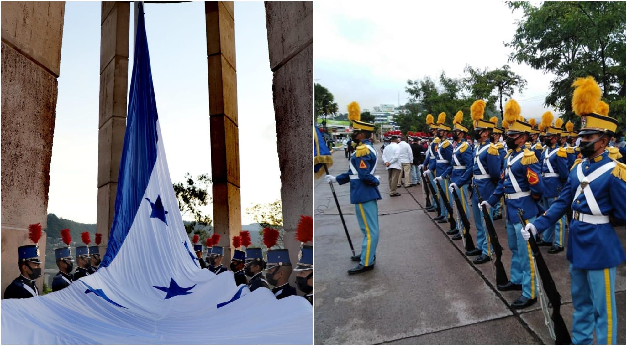 Honduras comienza las celebraciones del Bicentenario