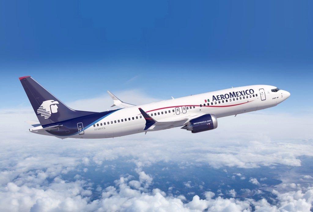 Aeroméxico tendrá conexión directa de México con Tegucigalpa