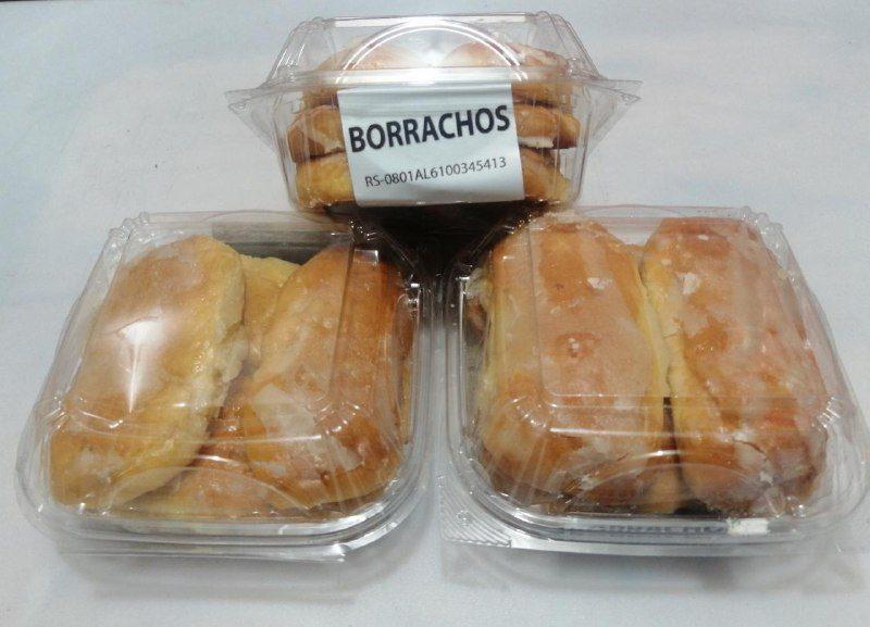 Receta de borracho de pan dulce hondureño
