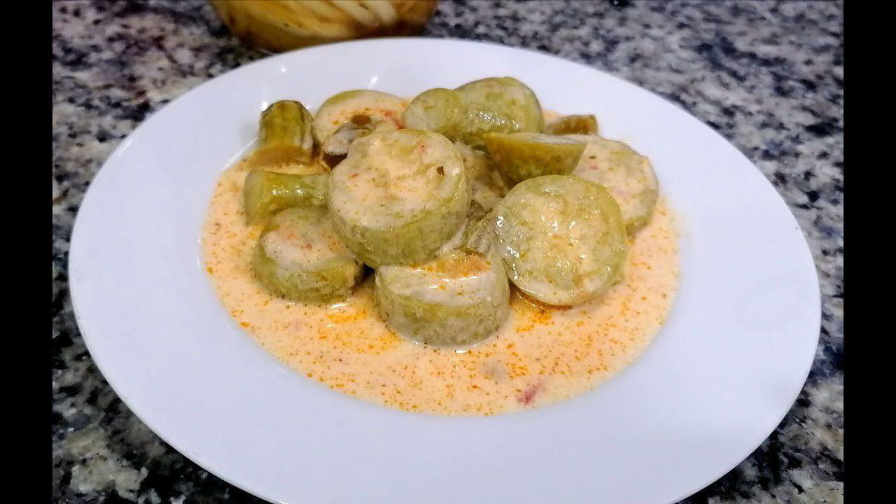 Receta de Pipián Relleno, delicioso platillo hondureño