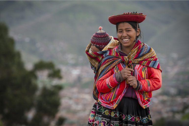 El Día Internacional de la Mujer Indígena