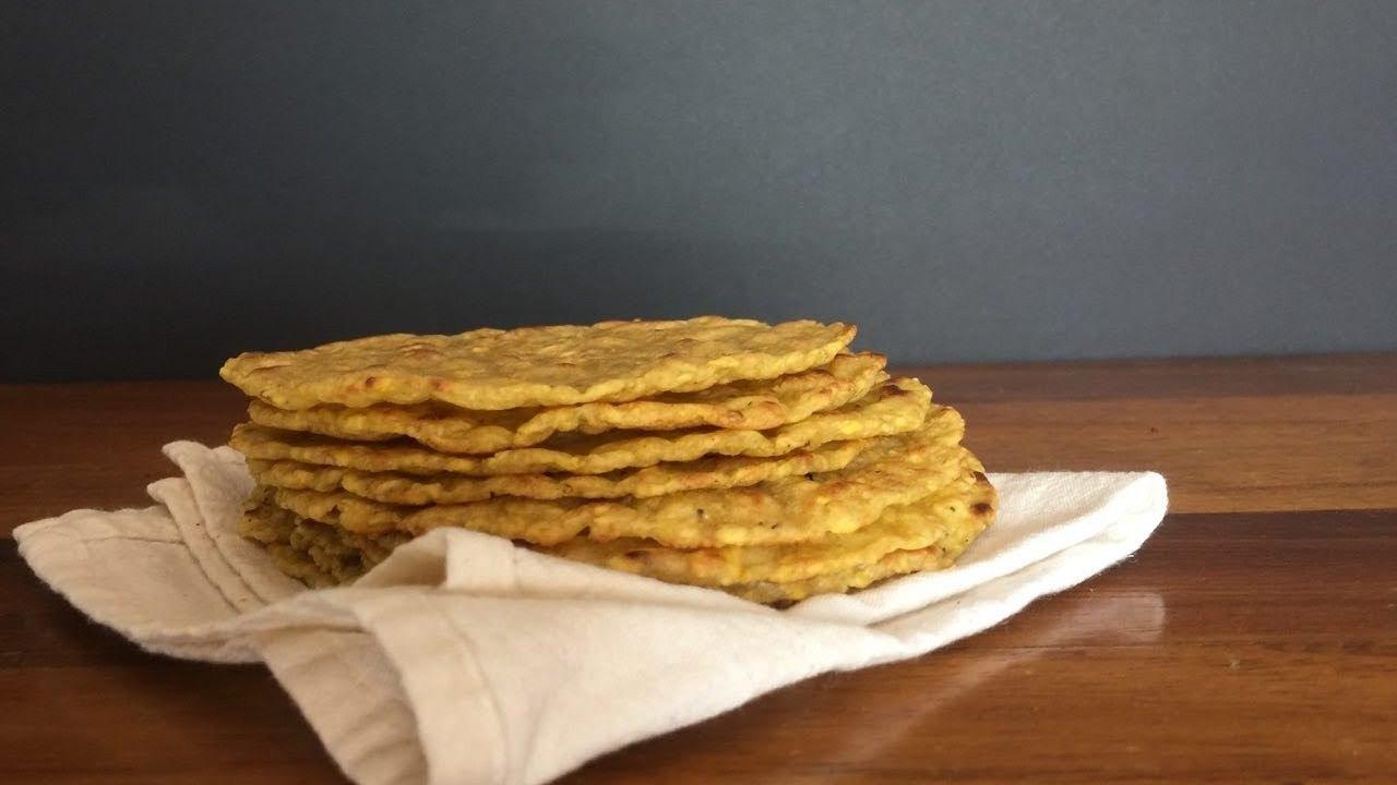 Receta para hacer Tortillas de Plátano hondureñas