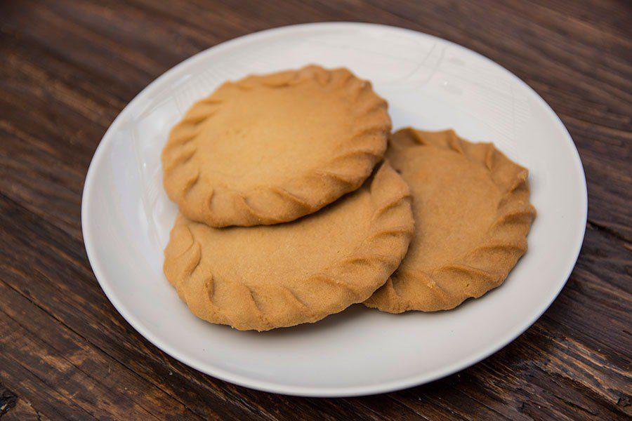 Receta de galletas enmantecadas un postre hondureño