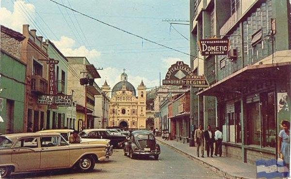 Algunos negocios históricos de Tegucigalpa