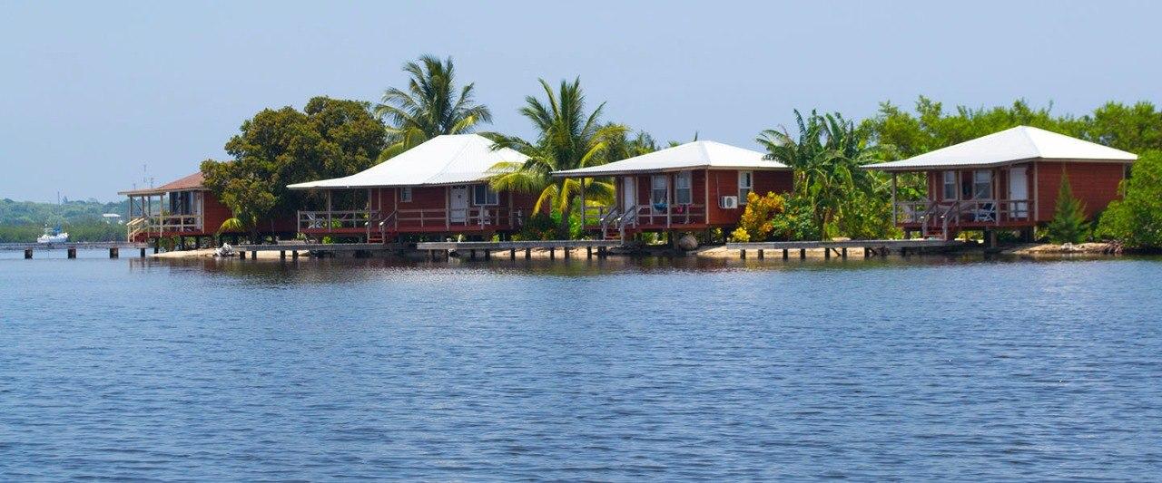 Lagunas Beach, cabañas de ensueño en Tela