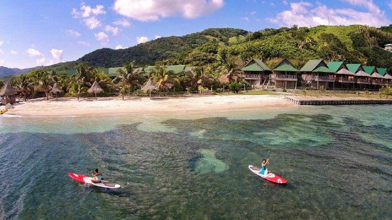 Hotel Guanaja el tesoro escondido en la playa