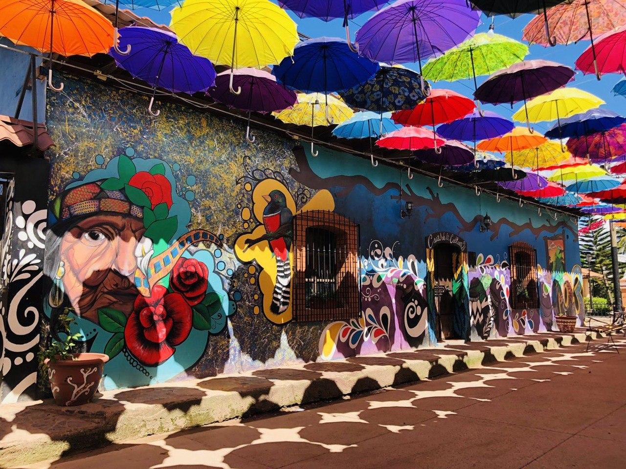 Murales que cautivan la belleza de Honduras