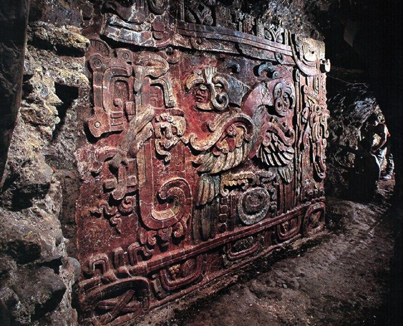 Túneles Rosalila y Los Jaguares en Copán Ruinas
