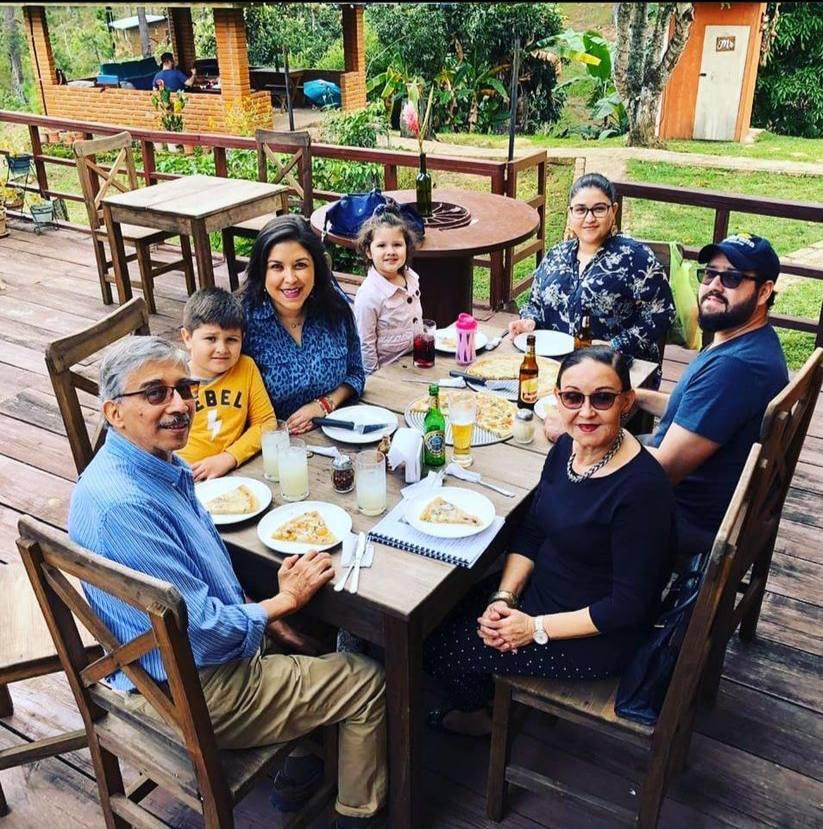 Restaurante La Comarca en Valle de Ángeles