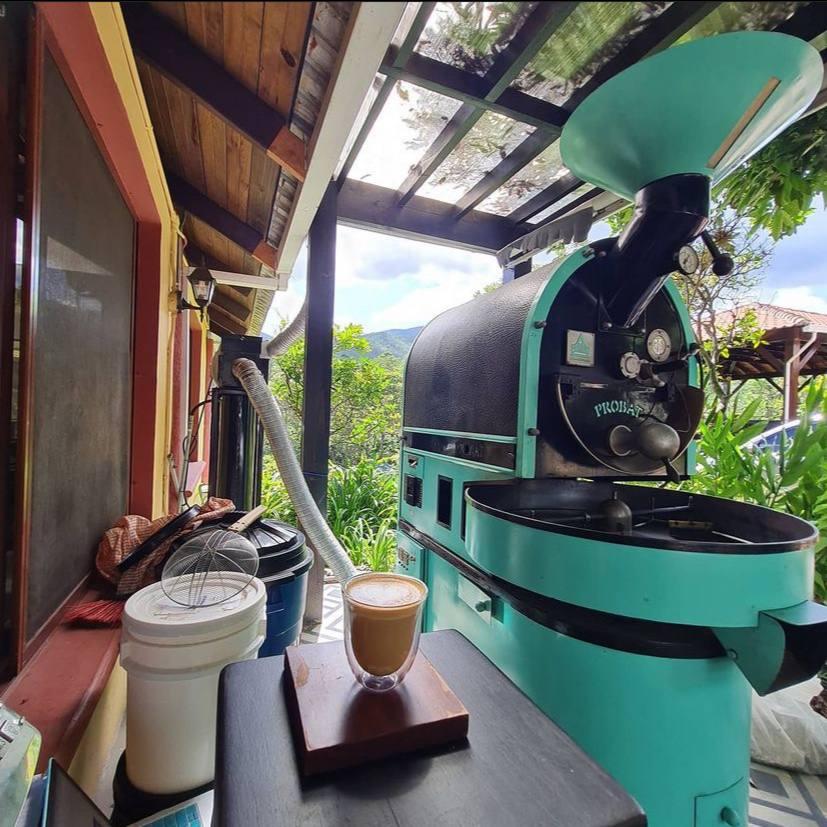 Cafetería Varietal coffee roasters en Valle de Ángeles