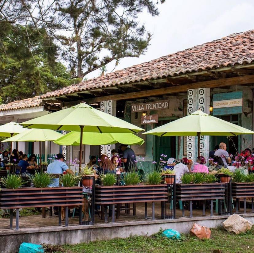 Restaurante Luna Lenca en Ojojona