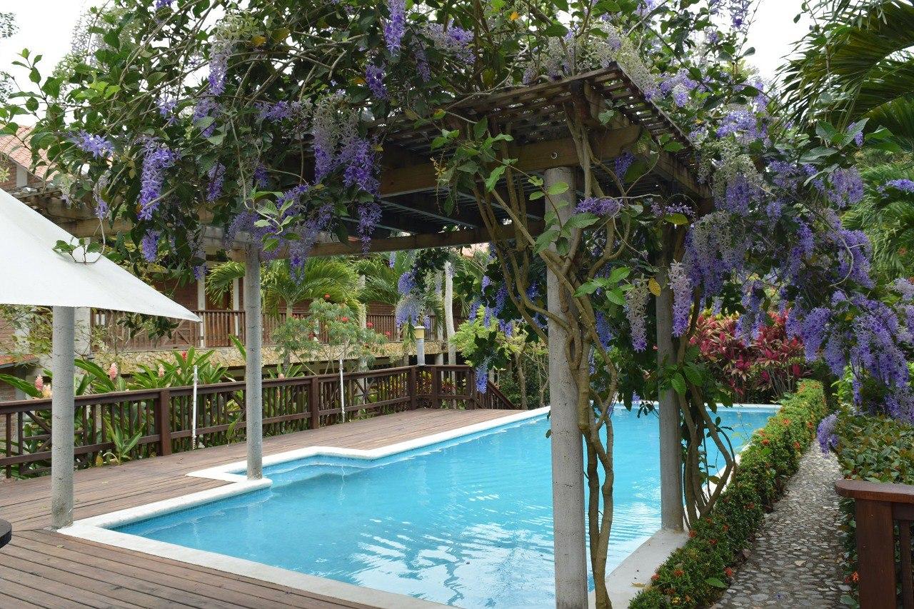 Hotel La Vereda un espacio en la montaña en San Pedro Sula