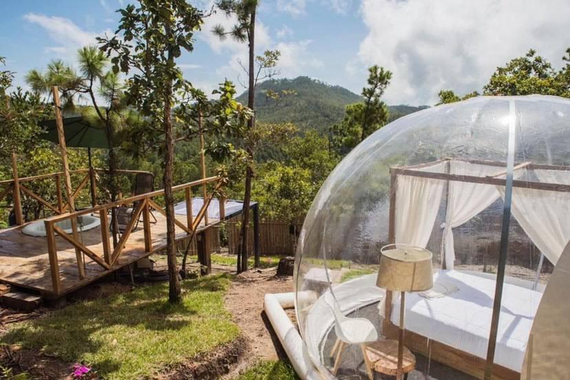 Hotel Cielo Lodge un concepto diferente en La Esperanza