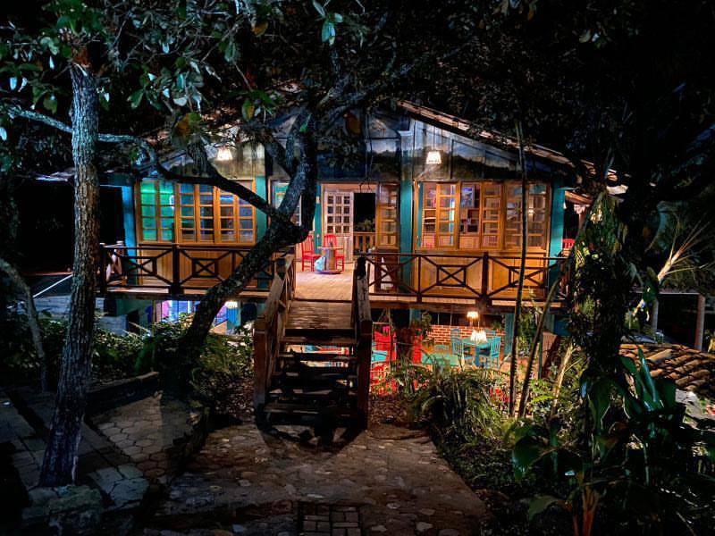 Hotel Villa Bet- El Forest en Gracias