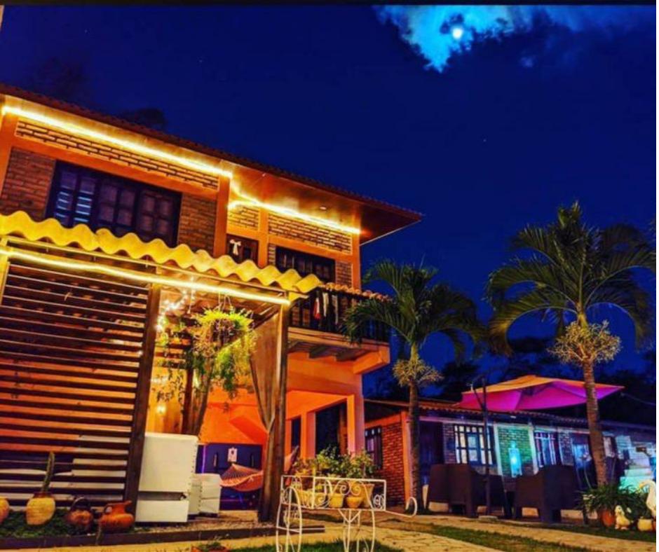 Villa Mira Luna en Sabanagrande rodeado de naturaleza