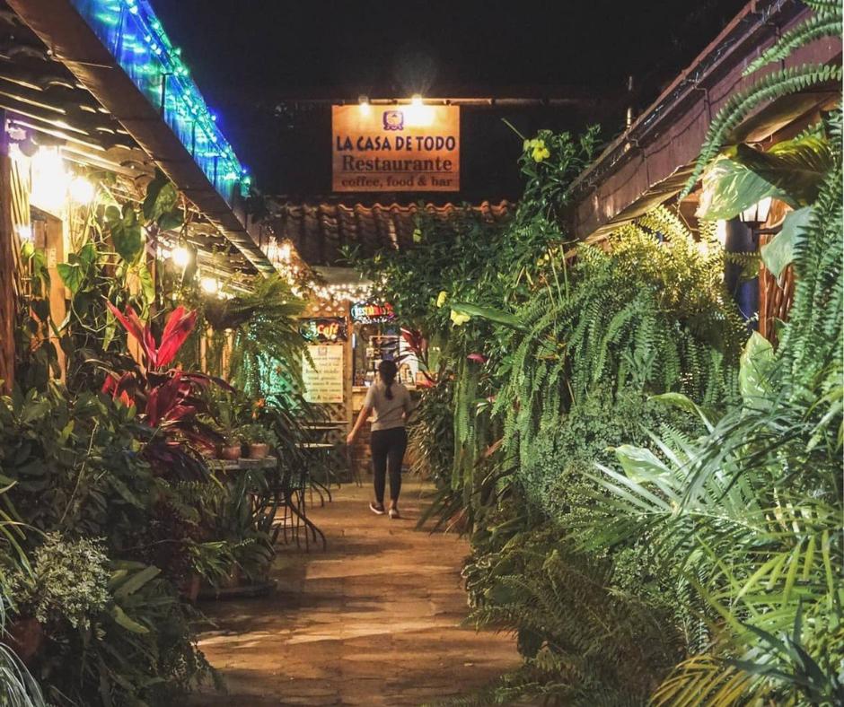 La Casa de Todo, un rincón cultural en Copán