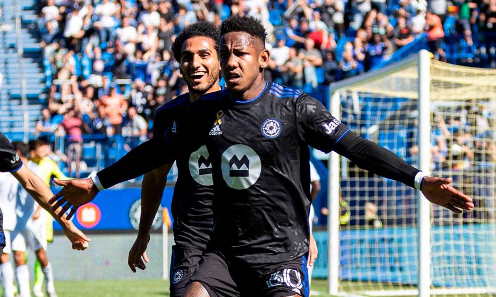 Quinto gol de Romell Quioto con el FC Montreal de la MLS