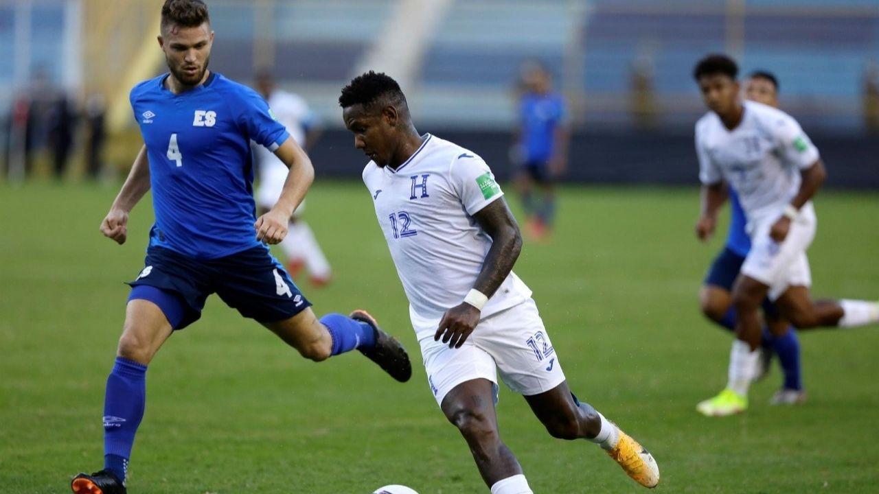 Alineación de Honduras para partido vs Estados Unidos, rumbo a Catar 2022