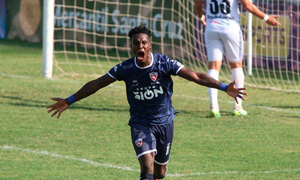 Noveno gol de Rubilio Castillo con el Royal Pari de Bolivia