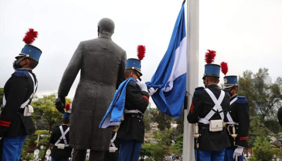 Calendarización de actividades del Bicentenario de Honduras