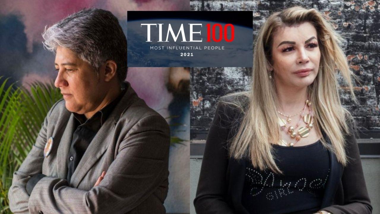 Time destaca a dos hondureñas entre los personajes más influyentes