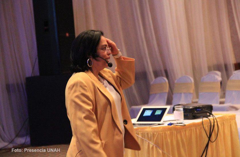 Hondureña participó en el Encuentro Latinoamericano de e-Ciencia