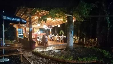 Restaurante Caobas en Valle de Ángeles
