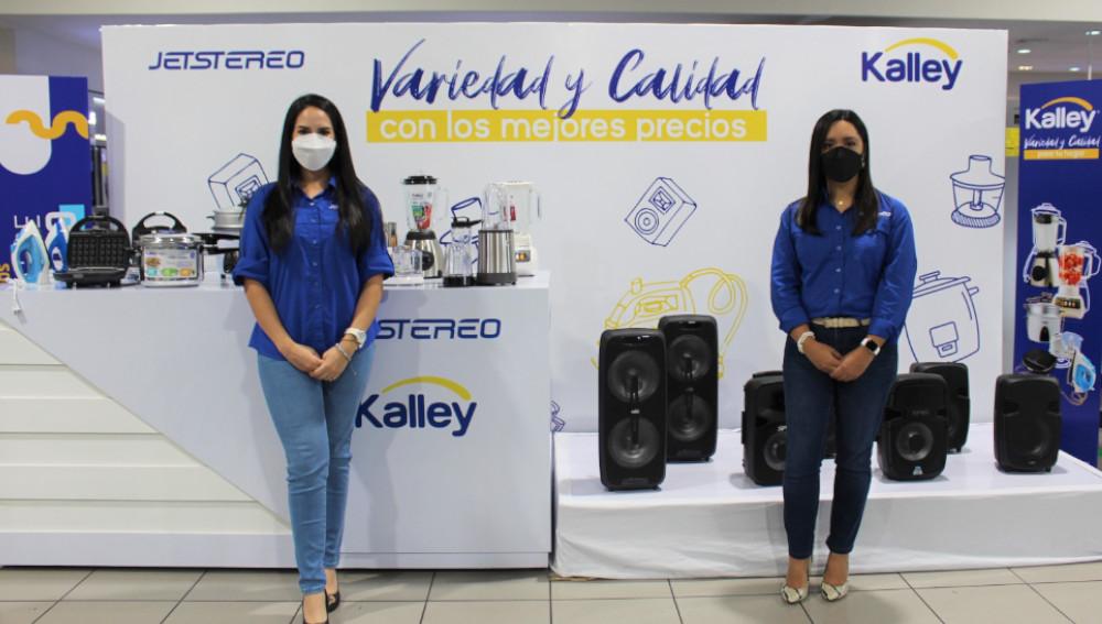 Productos Kalley llegan a Honduras, disponibles en Jetstero