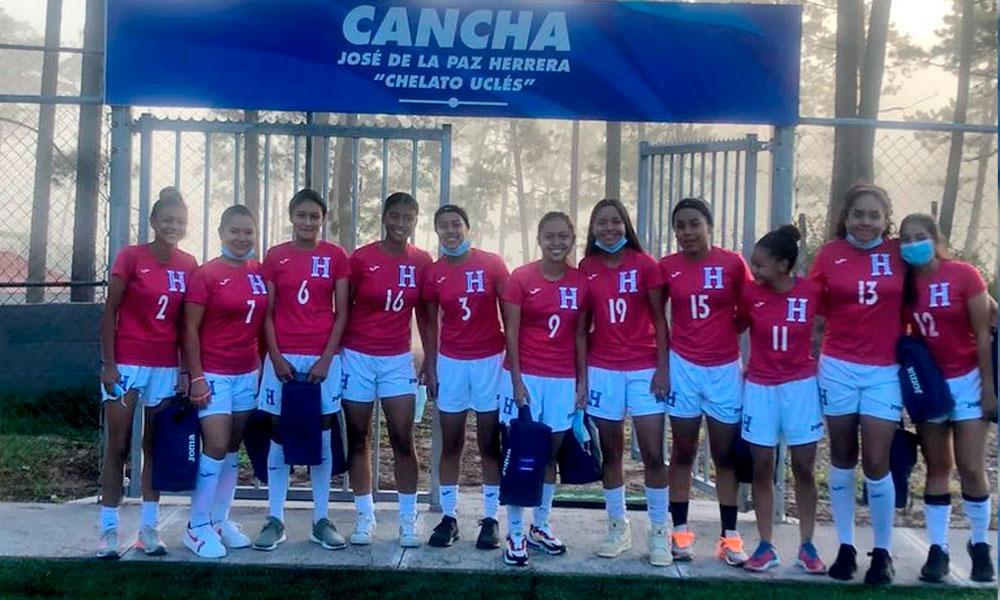Lista la Selección de Honduras Femenil Sub-17 para las eliminatorias