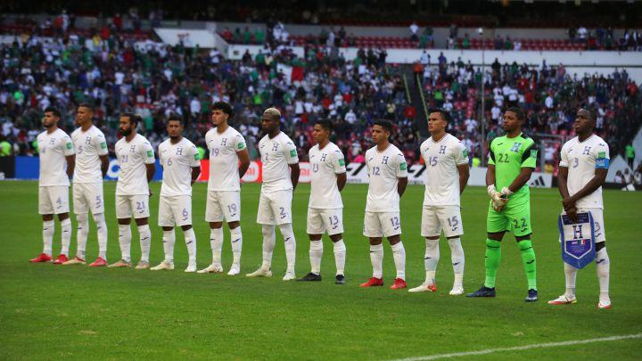 Alineación de Honduras para el partido vs Jamaica, rumbo a Catar 2022