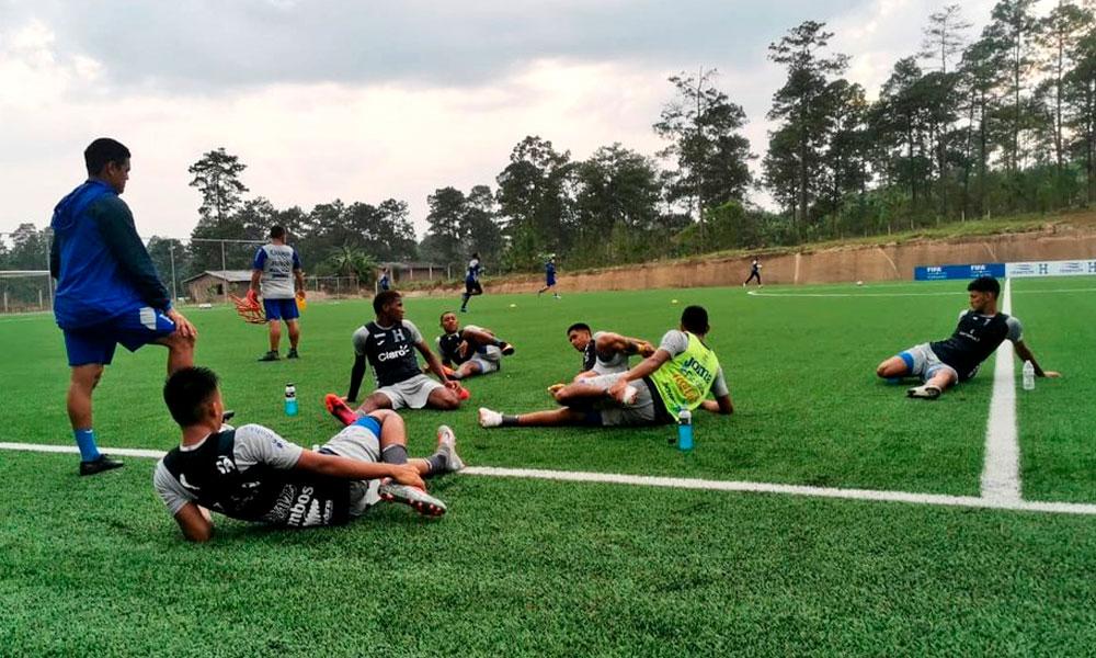 Selección Sub-18 de Honduras anuncia doble amistoso contra Uruguay