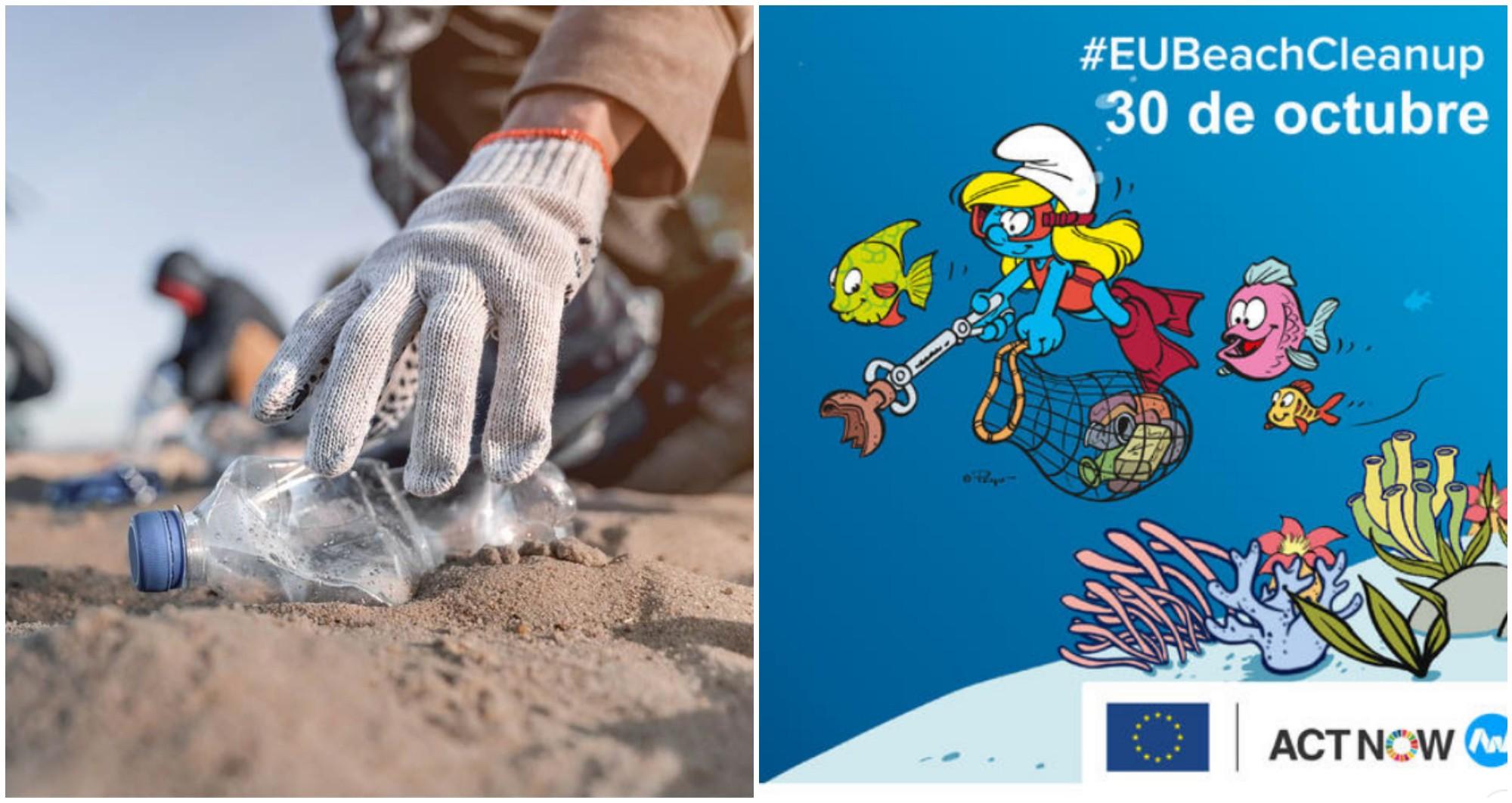 Unión Europea crea campaña de limpieza de playas de Honduras