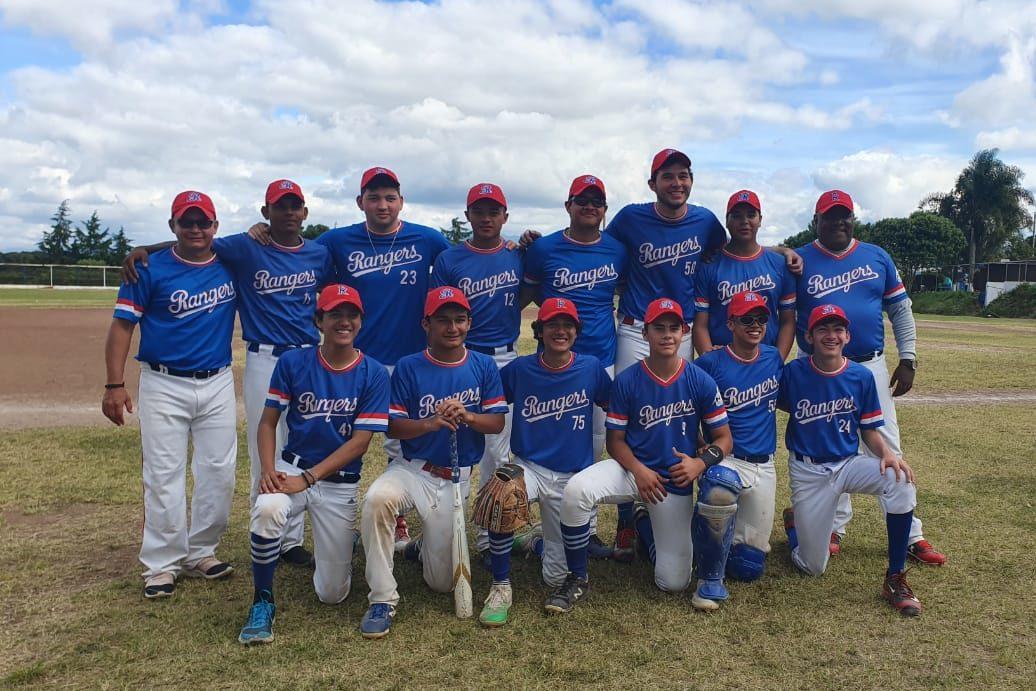 Rangers de San Pedro Sula celebró sus 40 años de aniversario