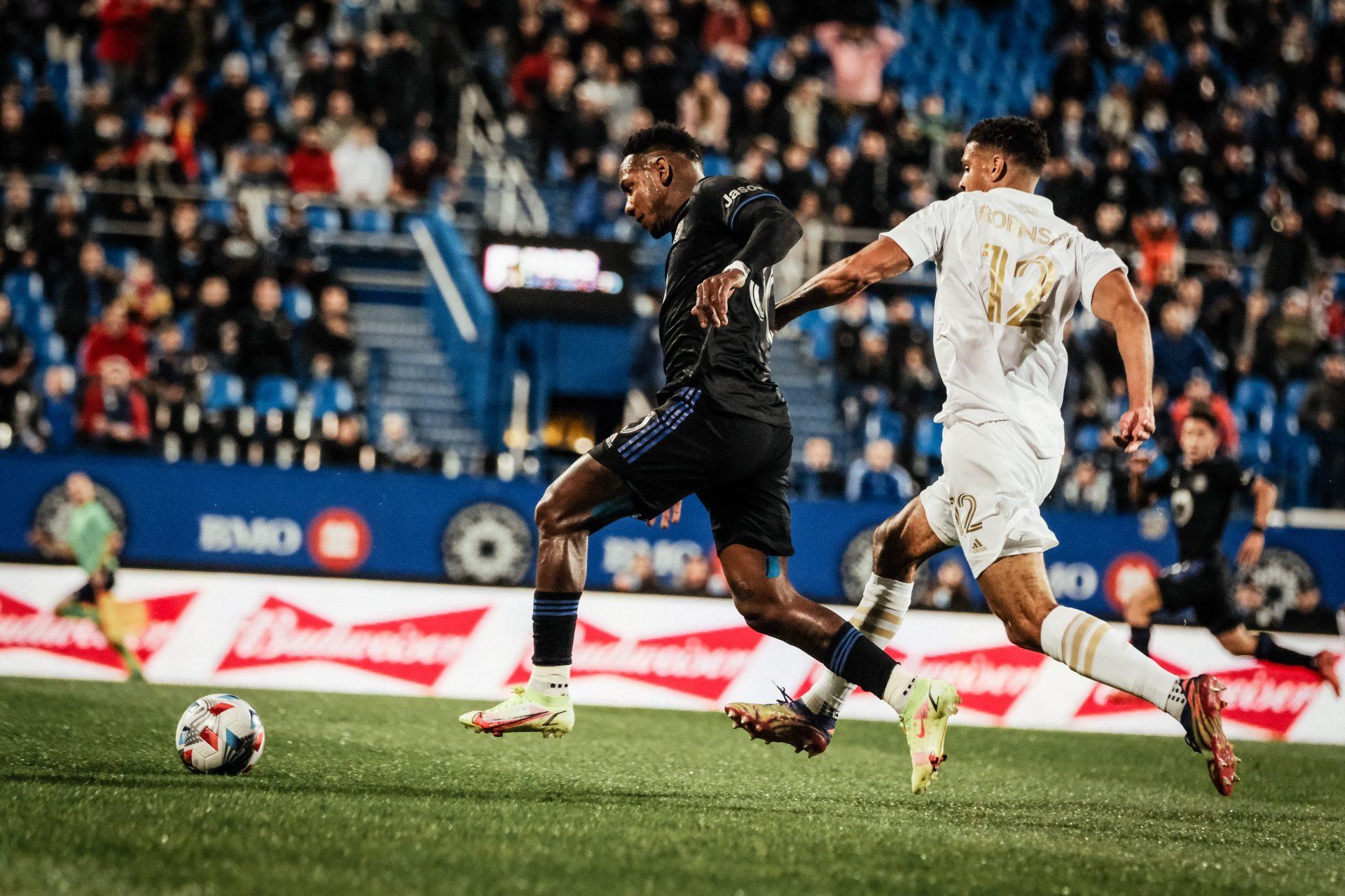 Doblete de Romell Quioto con el Montreal ante el Atlanta United de la MLS