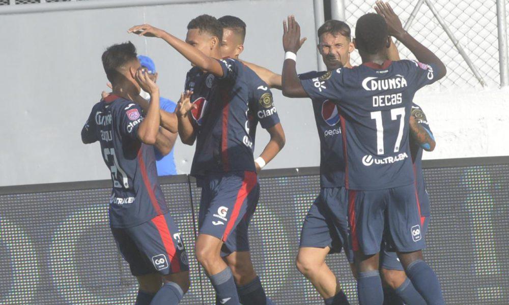 Resultados de la jornada 15 del Torneo Apertura 2021