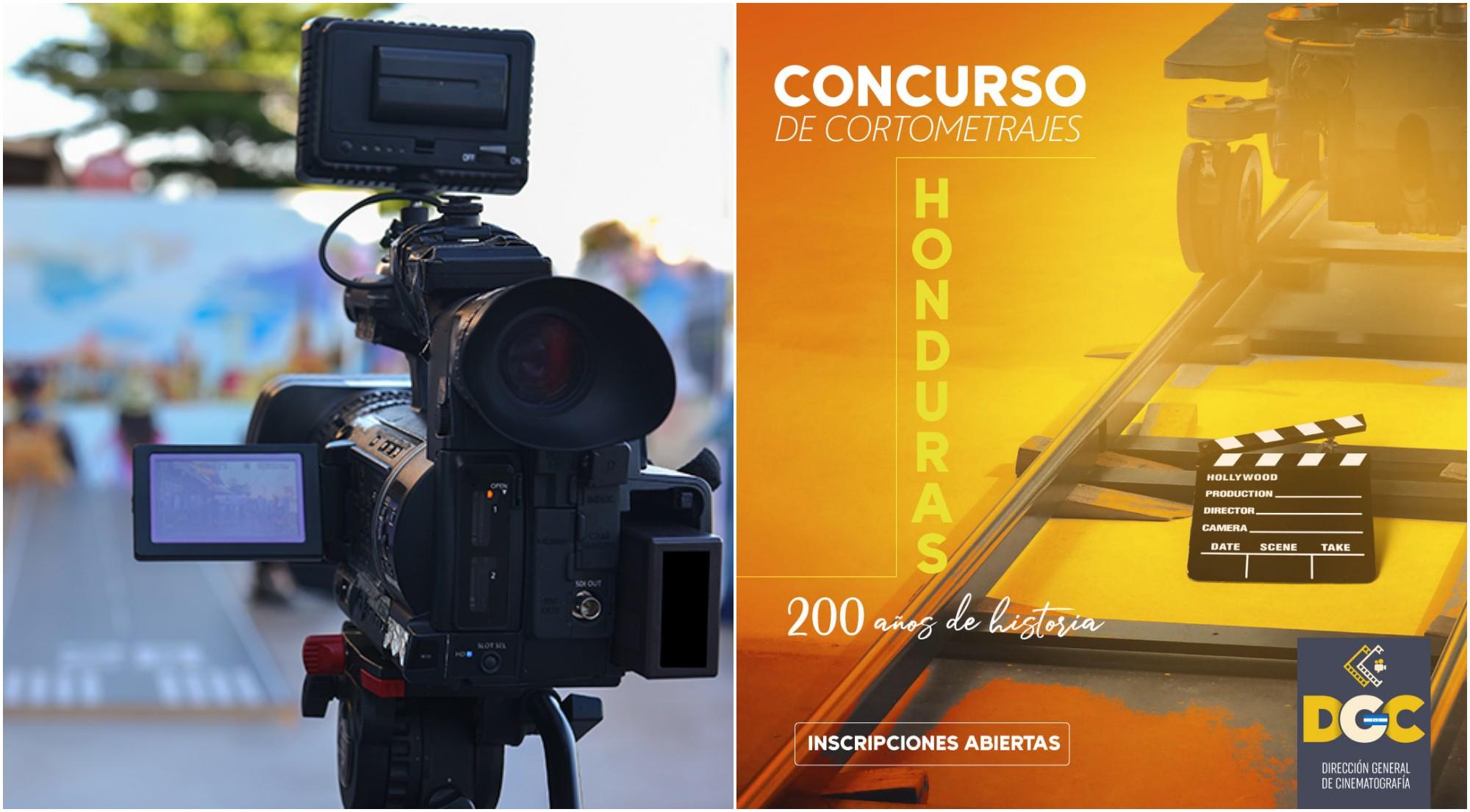 Participa en concurso de cortos: «Honduras 200 años de historia»