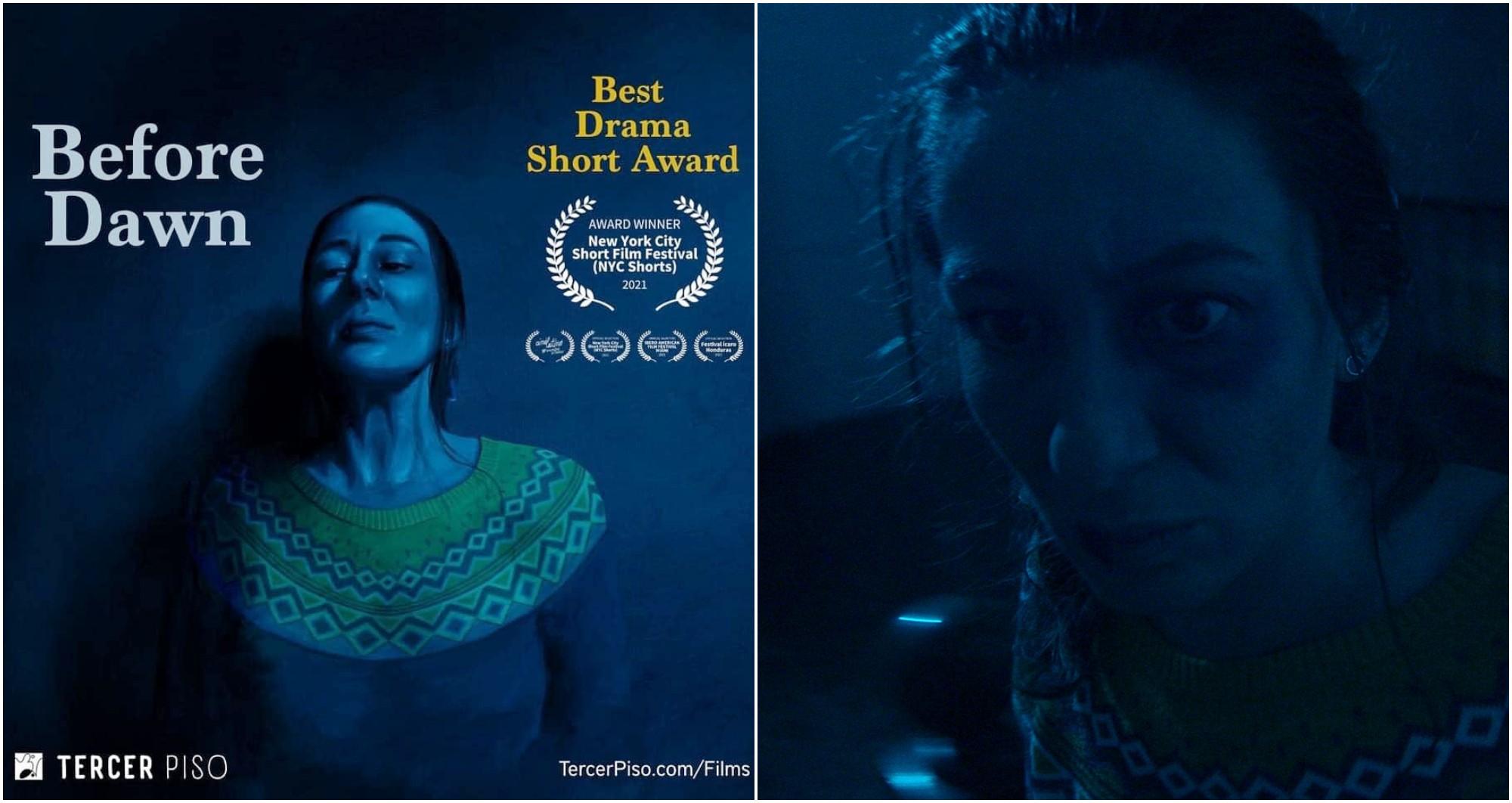 Cortometraje hondureño gana premio festival de Nueva York