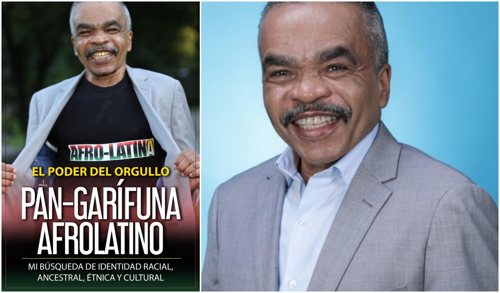 Hondureño José Ávila destaca con su libro sobre la identidad garífuna