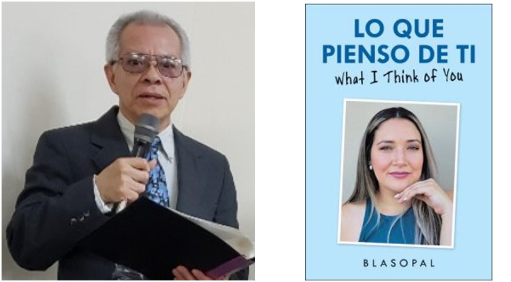 Hondureño Blasopal, publicó su quinto poemario: «Lo que pienso de ti»