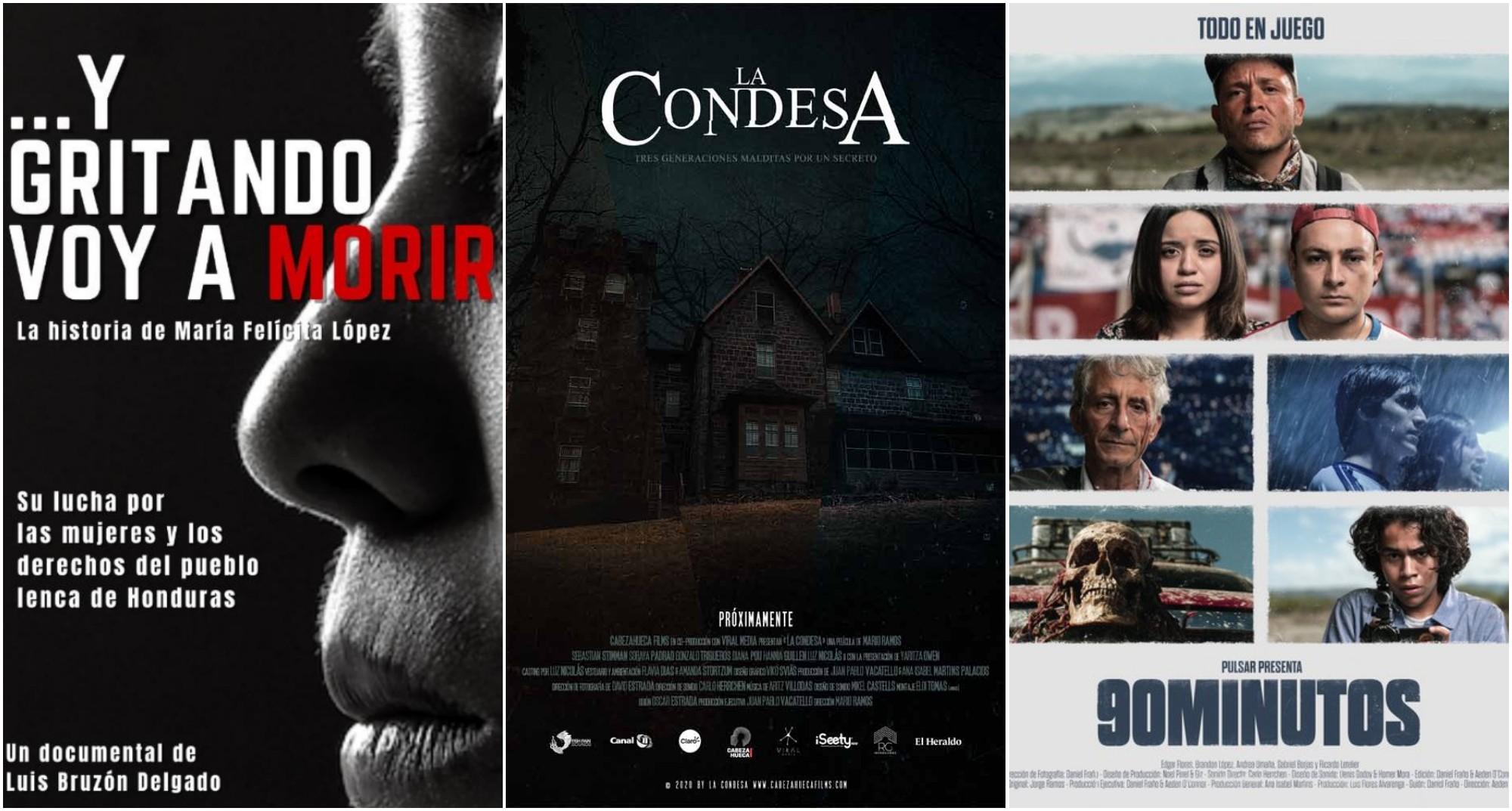 Películas hondureñas participan en el Ciclo Centroamericano de Viena