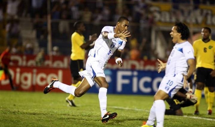 Honduras domina la serie histórica ante Jamaica jugando de local