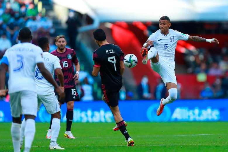 Resultado del partido México vs Honduras, rumbo a Catar 2022
