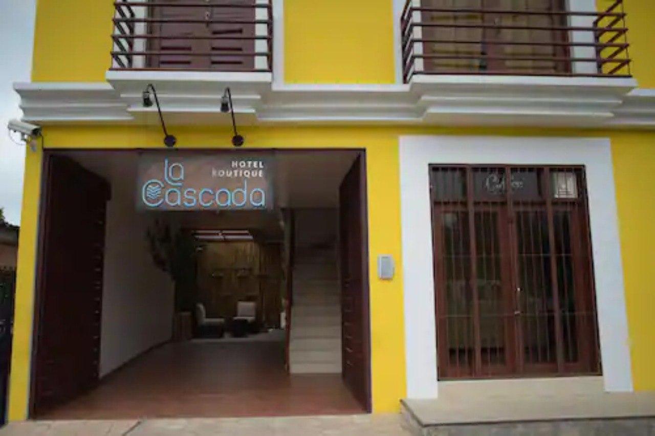 Hotel Boutique La Cascada un rinconcito en Gracias