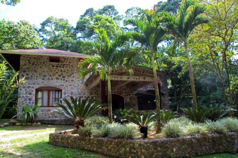 Hotel Casa Cangrejal en el Río Cangrejal