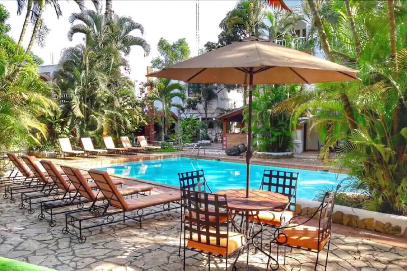 Hotel Camino Maya otro rincón de Copán Ruinas