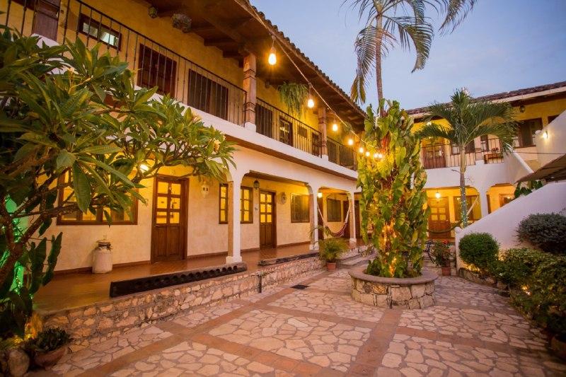 Hotel Don Udo's en la zona Maya de Copán Ruinas
