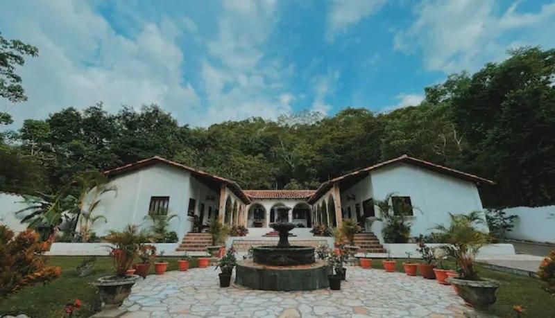 Hotel Hacienda La Esperanza en las afueras de Copán Ruinas