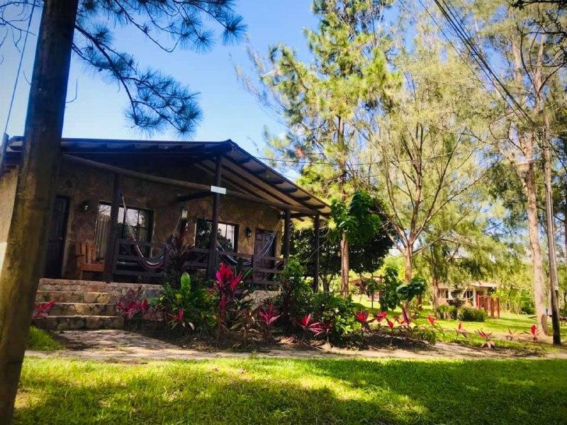 Hotel Finca Las Glorias un paraíso natural en Lago Yojoa