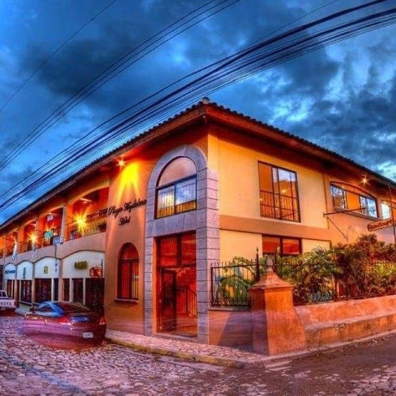 Hotel Plaza Magdalena un lugar para descansar en Copán Ruinas